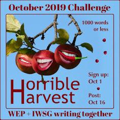 Next WEP-IWSG Challenge