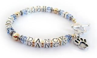 I Hope You Dance BFF Charm Bracelet Gifts