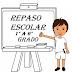 CUADERNILLOS DE REPASO ESCOLAR 1° A 6°
