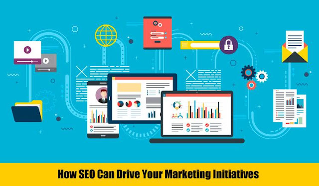 How SEO Can Drive Your Marketing Initiatives
