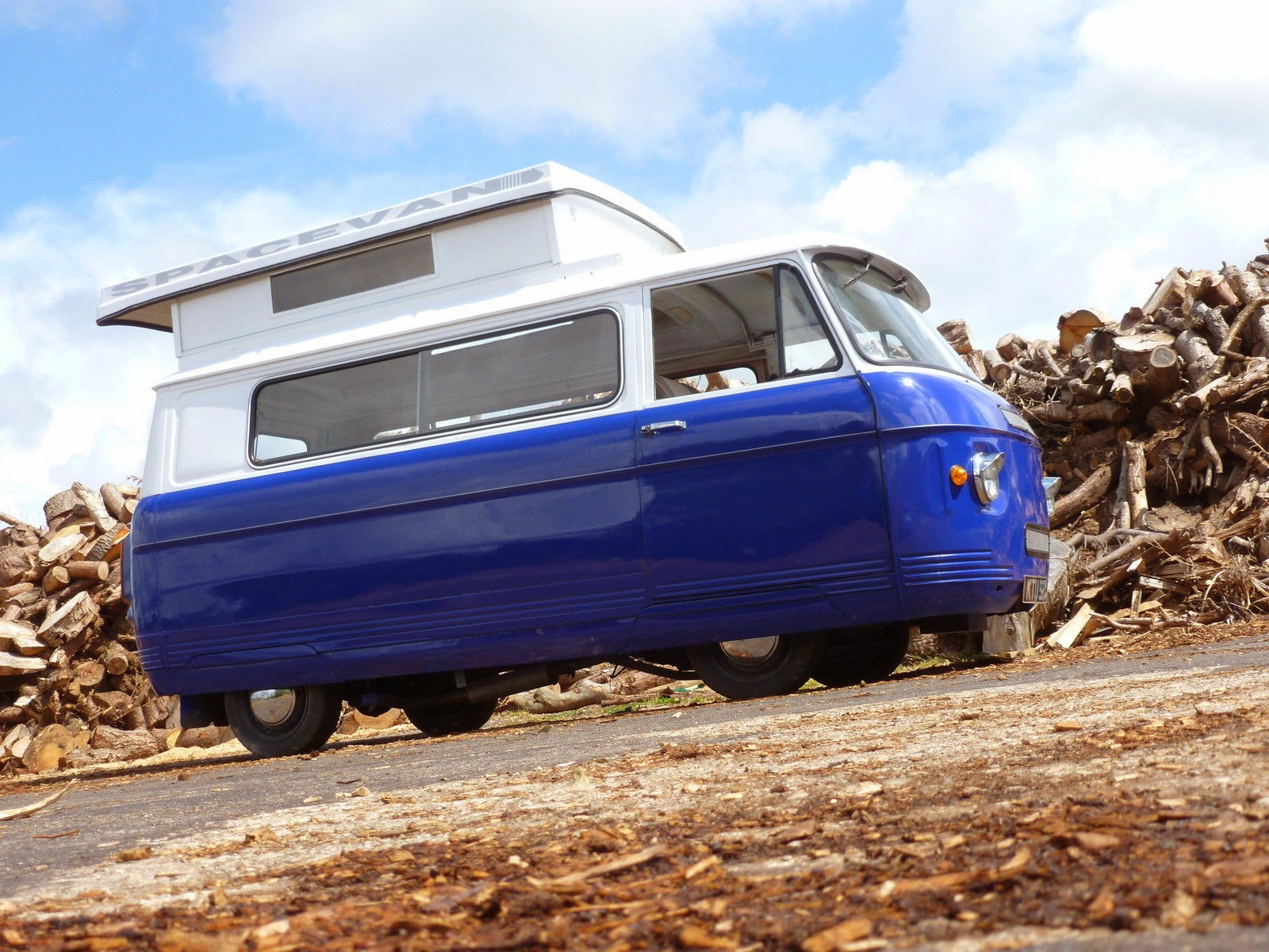 Used RVs 1983 Dodge Commer Spacevan Small RV for Sale For ...
