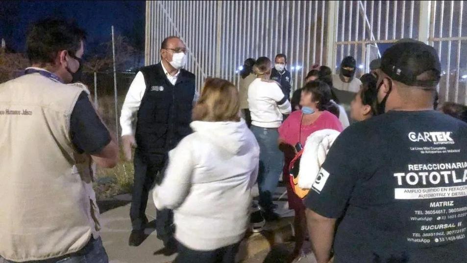 El Colmo de los colmos! Derechos humanos pide a Penal de Puente Grande que pague gastos médicos de heridos y gastos funerarios de los fallecidos ayer en enfrentamiento interno