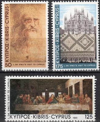 Cyprus Leonardo da Vinci