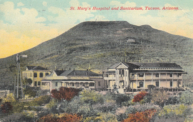 top most haunted places in Tucson, Arizona