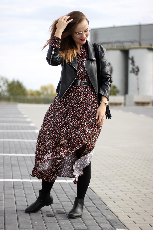 sukienka w stylu baśniowym