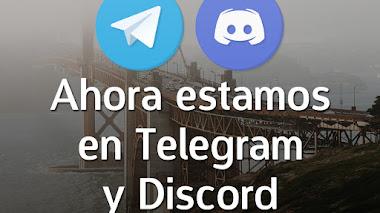 Comunicado: Ahora Hollogram Television se encuentra en Telegram y Discord