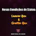Novas Condições de Status: Lesser Hex & Greater Hex