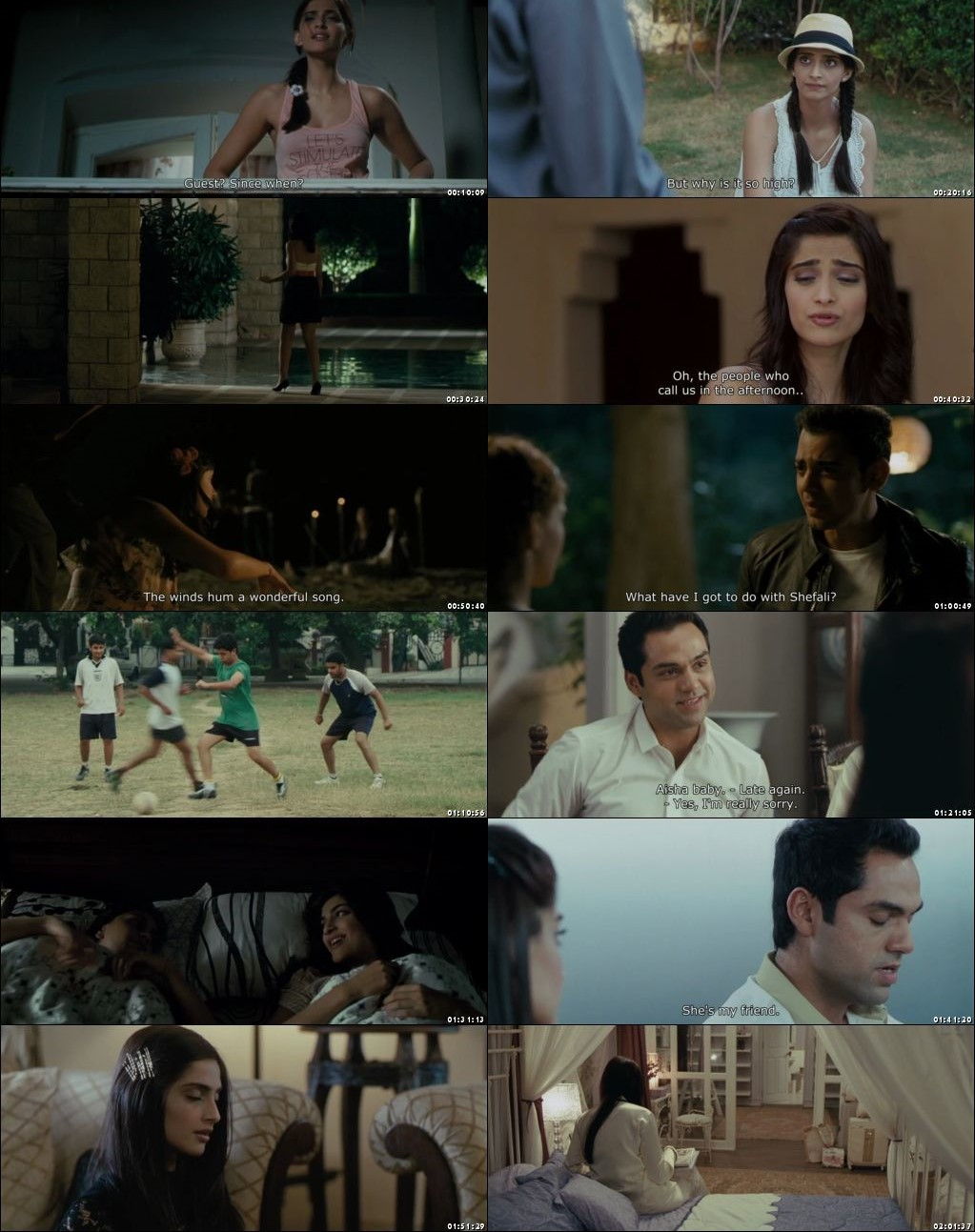 Aisha 2010 Full Hindi Movie Online Watch