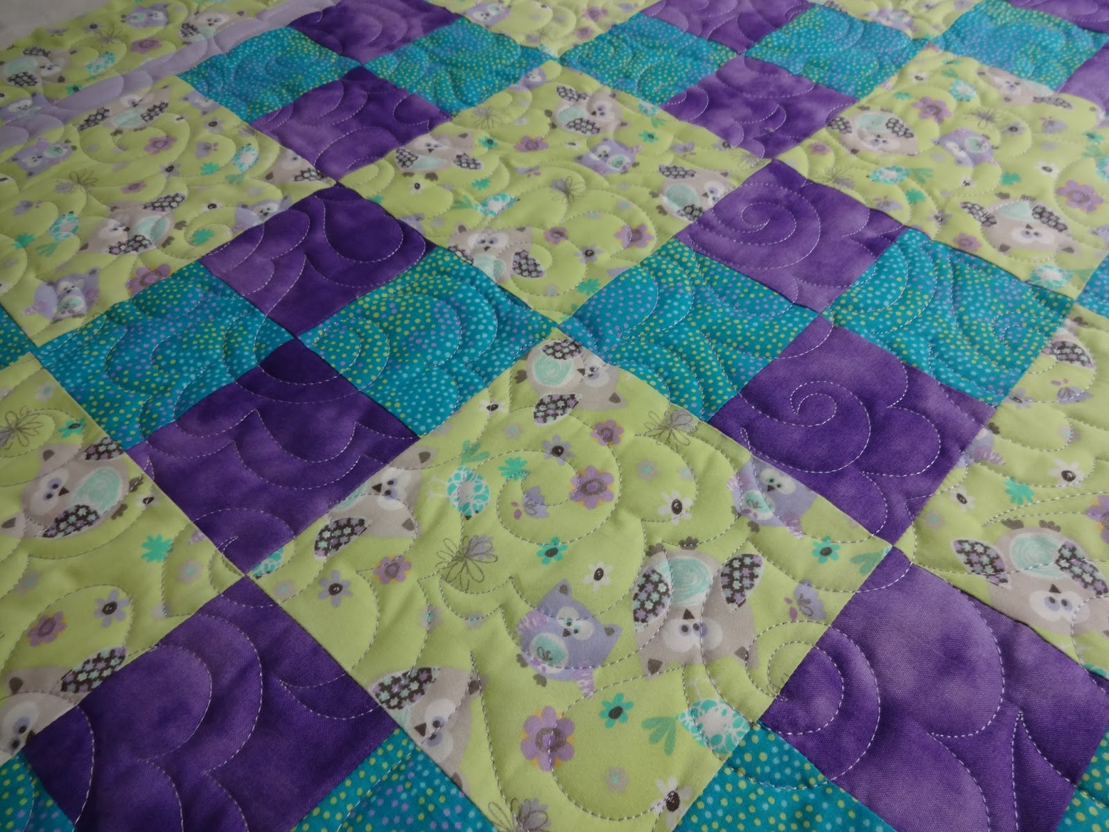 easy quilt patterns for kids - photo #29