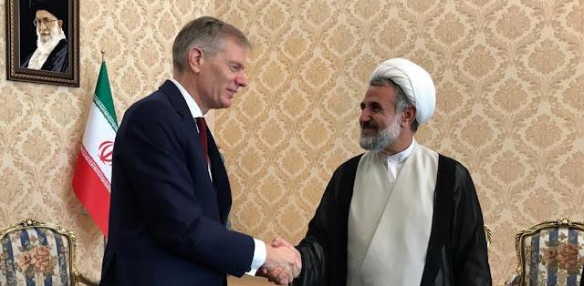 Τεχεράνη: Συνελήφθη ο Βρετανός πρέσβης