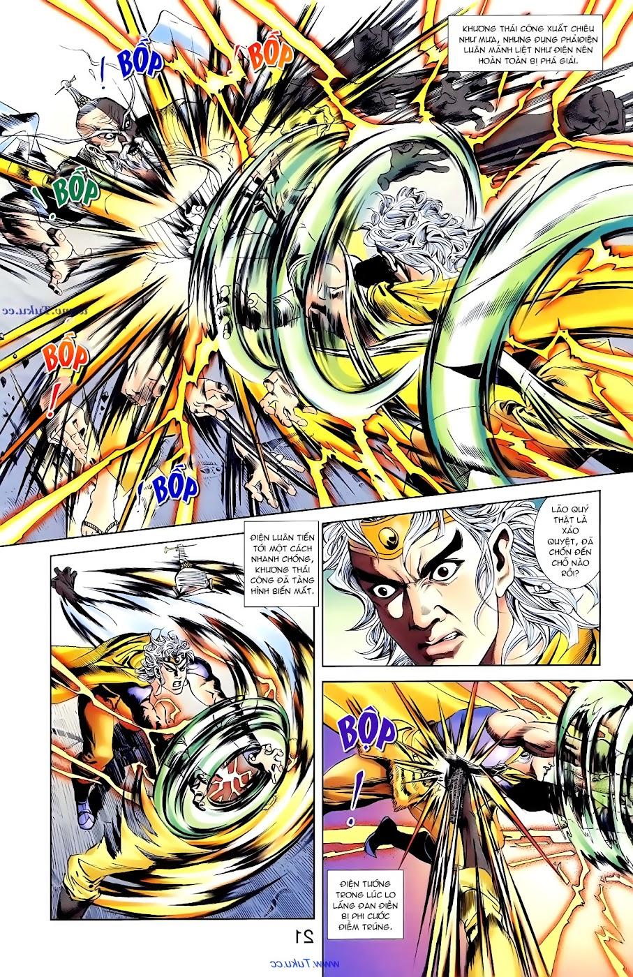 Cơ Phát Khai Chu Bản chapter 92 trang 25