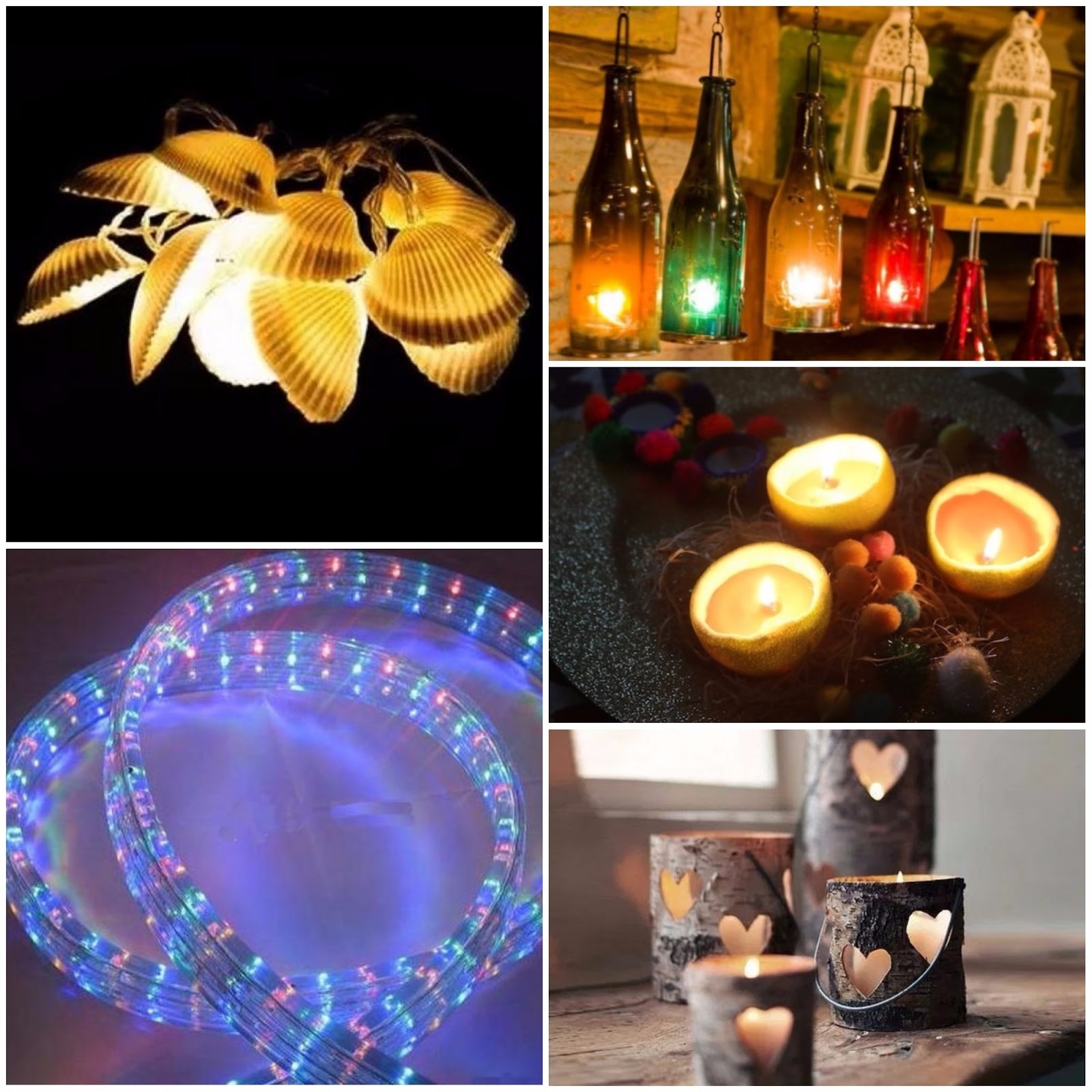 Best These are some unique and innovative idea for Diwali decoration Apart from this you can also try some new idea which can suit your requirement and budget