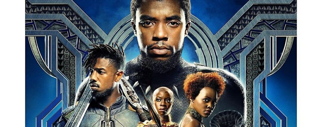 Chadwick Boseman Reveals New Black Panther Visual.