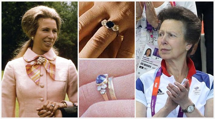 The Royal Order Of Sartorial Splendor Flashback Friday British Engagement Rings Part 1