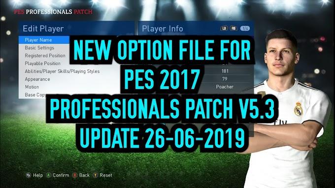 RezkoZ Patch | New PES Patch