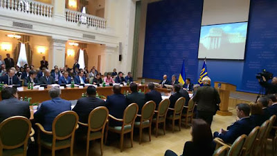 Poroshenko believes the parliamentary coalition to be viable