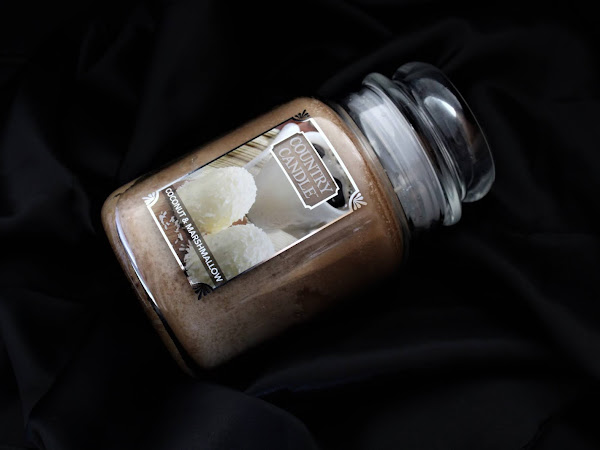 BOUGIE | COUNTRY CANDLE COCONUT & MARSHMALLOW - AVIS