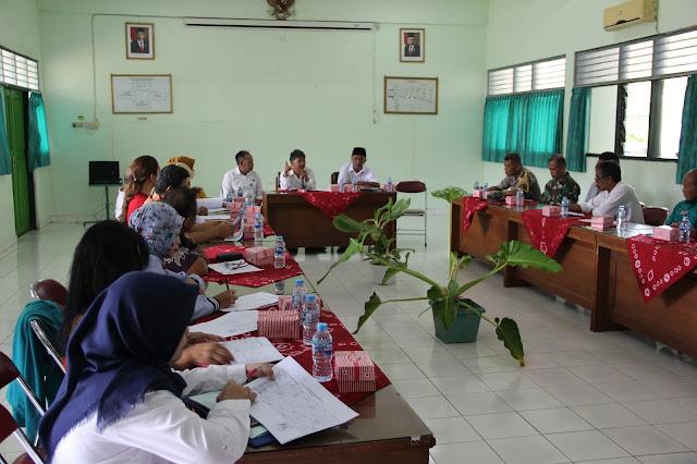 Rapat Koordinasi  Instruktur Balai RSBKL