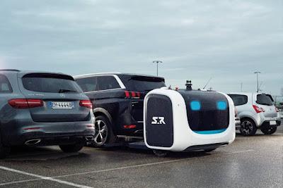 Conheça o Stan: robô que estaciona carros começa a operar este mês