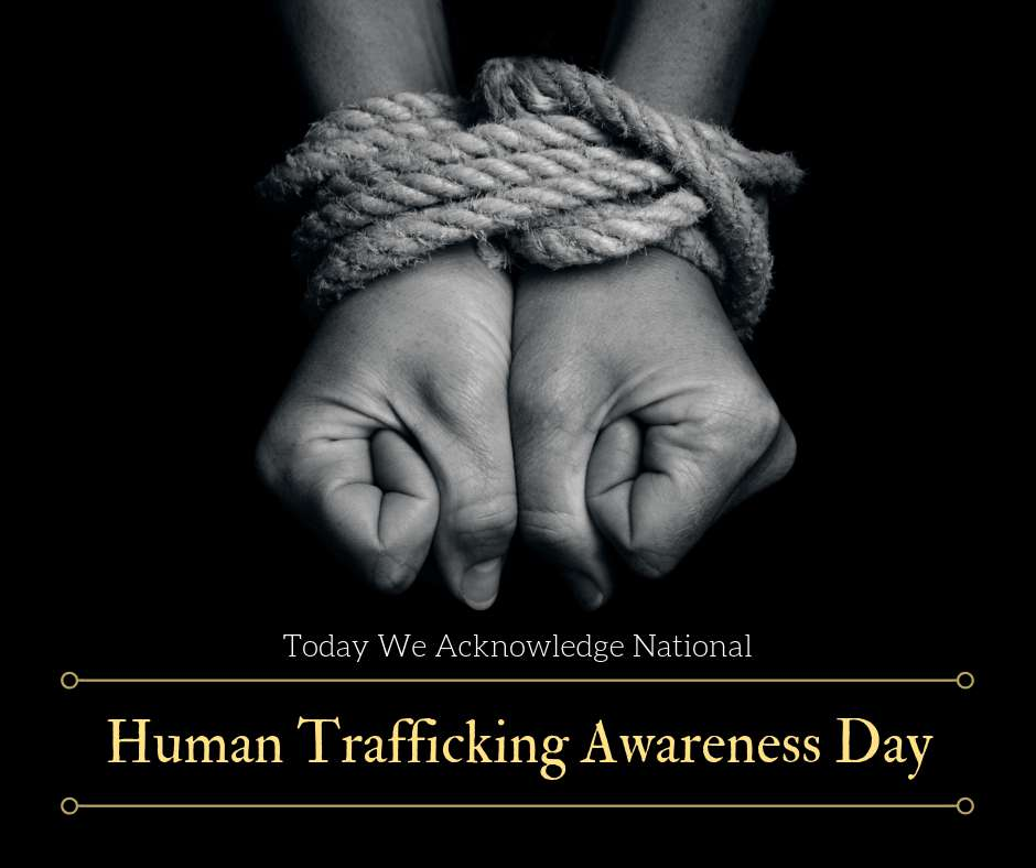 National Human Trafficking Awareness Day Wishes Images download