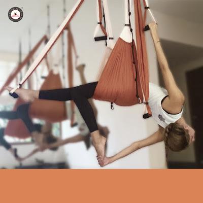 yoga aéreo Perú