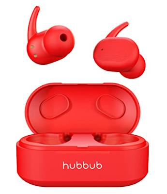 HUBBUB BASSBOMB Ear-Buds True Wireless