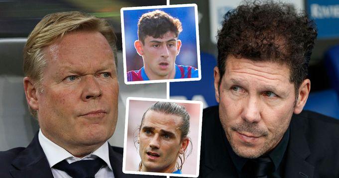 Top 5 Biggest La Liga summer spenders in 2021 revealed: Barca missing