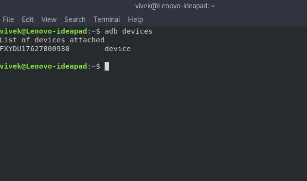 Cara menginstall Fastboot pada Linux