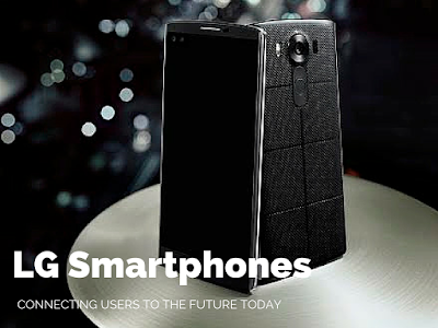 LG Smartphones Connect Users to the Future Today