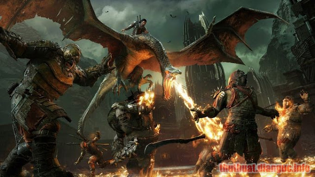 Download Game Middle-earth: Shadow of War Definitive Edition Full Crack