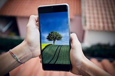 Cara Screenshot Samsung A50S Panjang