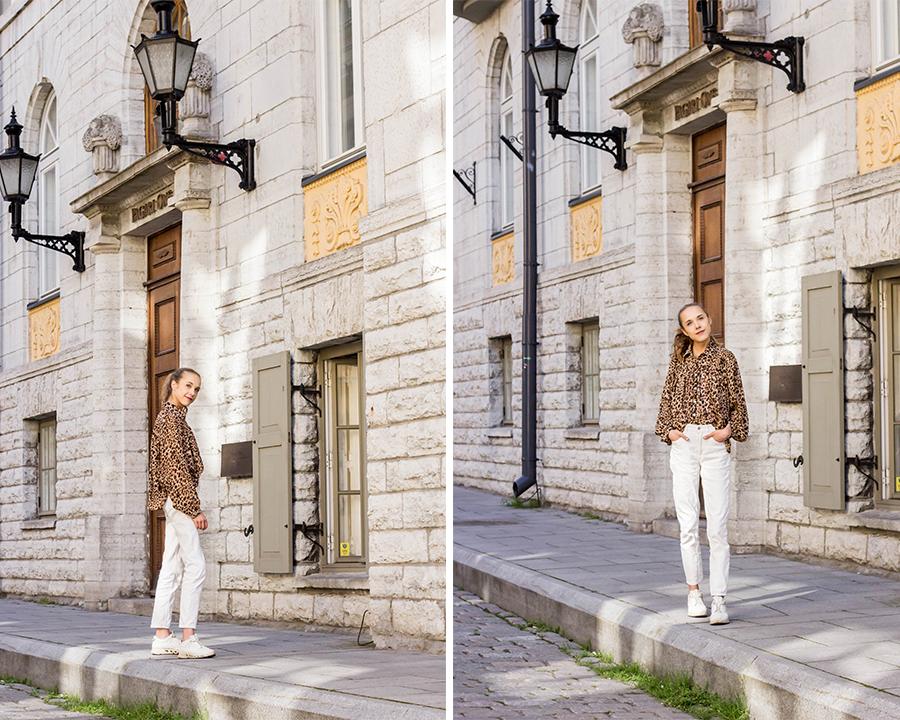 How to wear leopard print - Kuinka pukeutua leopardiprinttiin