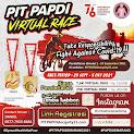 PIT PAPDI Virtual Race • 2021