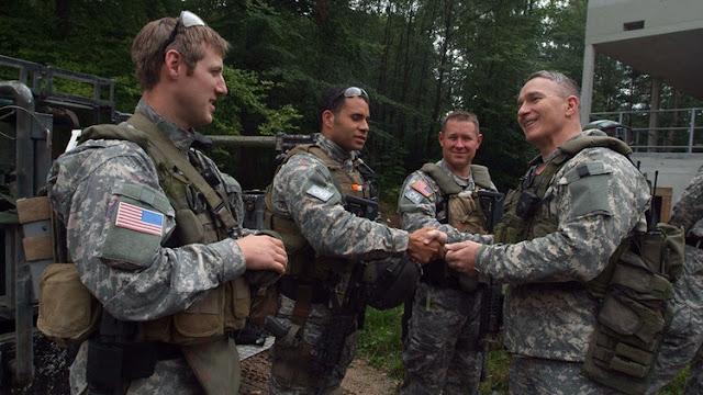 سرقة أسلحة من قاعدة أمريكية في ألمانيا