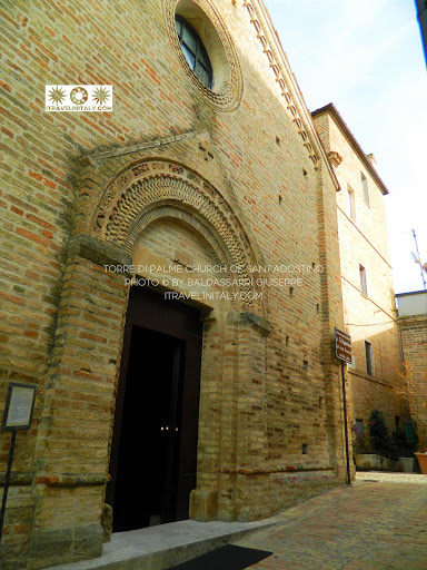 Torre di Palme Church of Sant'Agostino, 63900 Torre di Palme FM, Italy