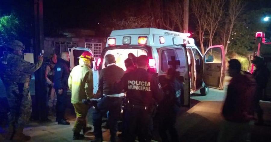 En Puebla Huachicoleros cavaron un túnel para robar el combustible pero se intoxicaron, 1 murió y 4 más están graves