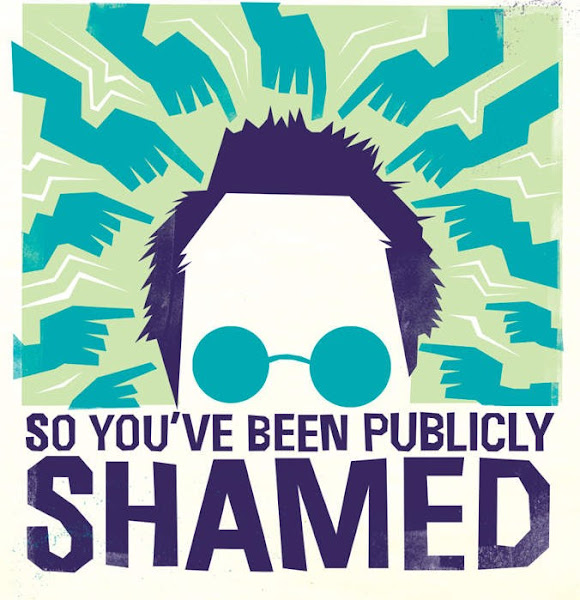 So You have Been Publicly Shamed - Official Website - BenjaminMadeira