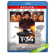 T-34 (2018) BRRip 720p Audio Dual Latino – Ruso