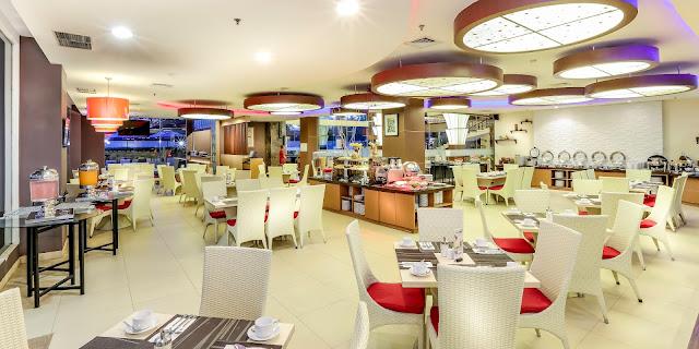 Lengkuas Restauran Hotel BW Suite Belitung (ex Aston)
