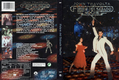 Cover, dvd, caratula: Fiebre del sábado noche | 1977 | Saturday Night Fever