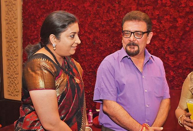 Harish Salve Daughter Wedding 1