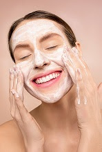 Wash Your face at least twice a day