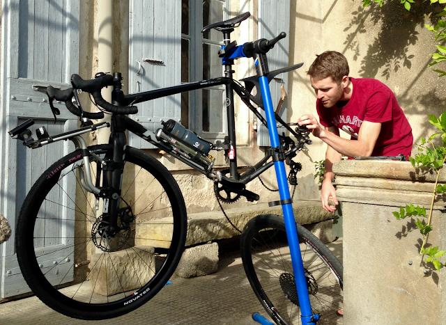 fixing bike mechanic problems
