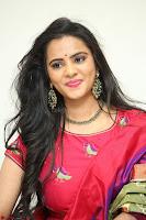Manasa in Pink Salwar At Fashion Designer Son of Ladies Tailor Press Meet Pics ~  Exclusive 47.JPG