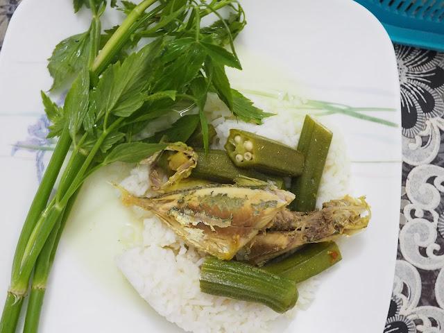 Ikan Singgang Terengganu
