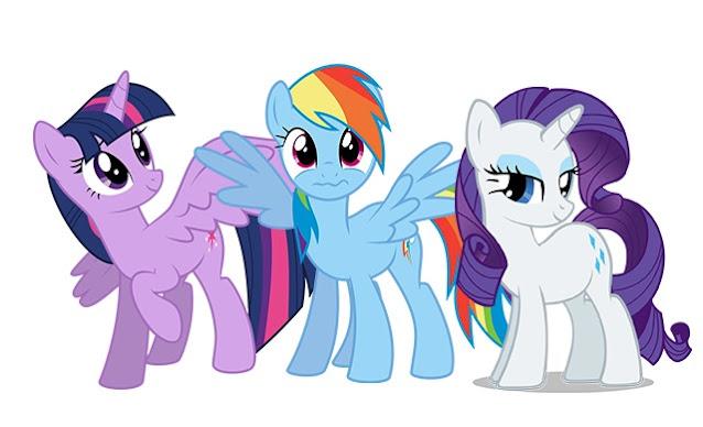 Gambar Kuda My Little Pony