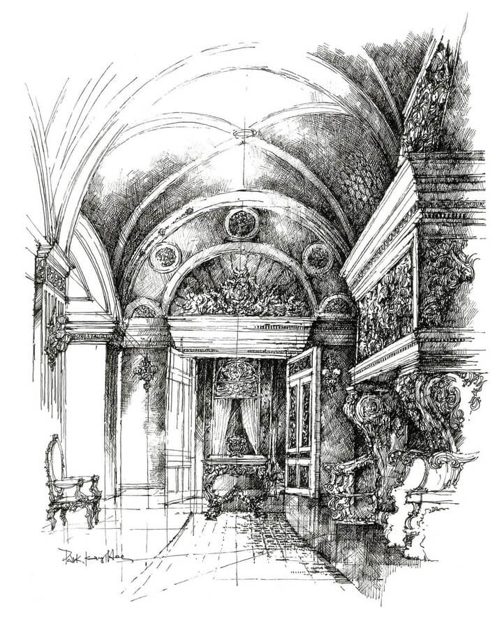 09-Vaulted-ceiling-in-a-mansion-sketch_forum-www-designstack-co