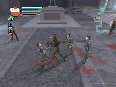 Underworld: The Eternal War (PS2) 2004