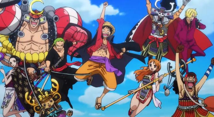 Anime One Piece Episode 1000  Negeri Wano Alur Cerita