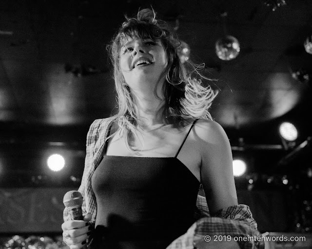 Bleached at The Horseshoe Tavern on September 23, 2019 Photo by John Ordean at One In Ten Words oneintenwords.com toronto indie alternative live music blog concert photography pictures photos nikon d750 camera yyz photographer